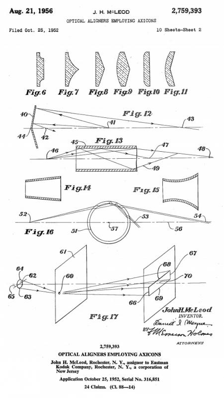 81 McLeod patent axicon kodak.jpg