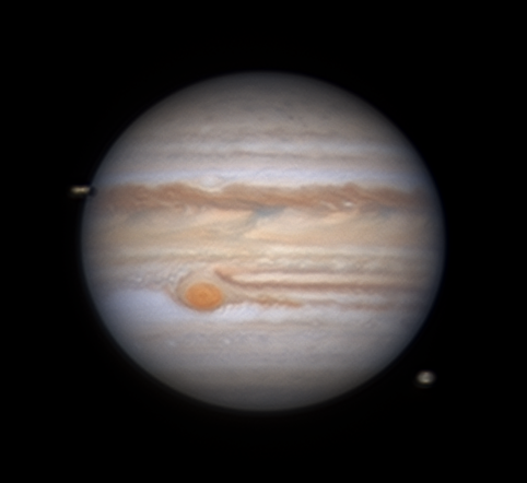 Shooting from the hip: Jupiter 2019-06-08 - Solar System Imaging