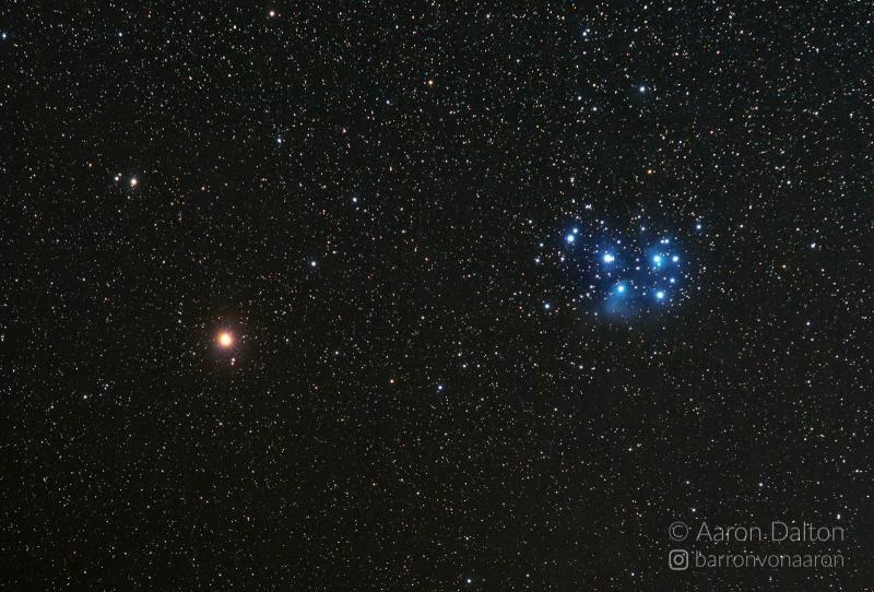 Pleiades and Mars.jpg