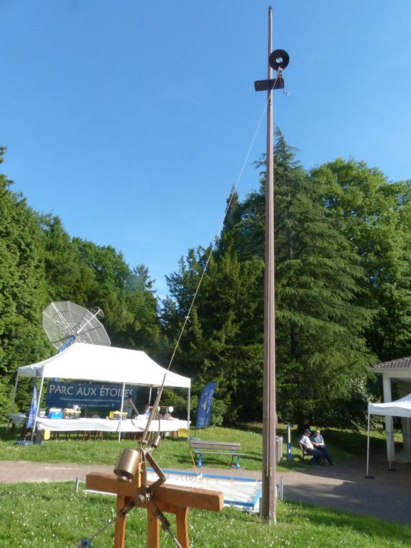 Aerial telescope replica Triel Observatory 12.jpg