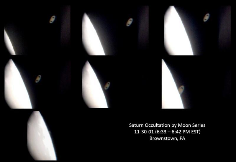 Saturn Occultation by Moon Series 11-30-01.JPG