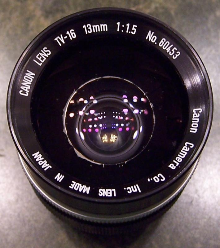 45 cannon 13mm F1.5 lens for Night Vision Tom's.jpg