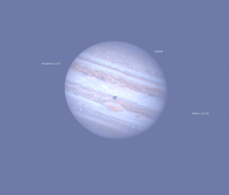 Ganymede and the GRS 6-12-21 Stellarium.JPG