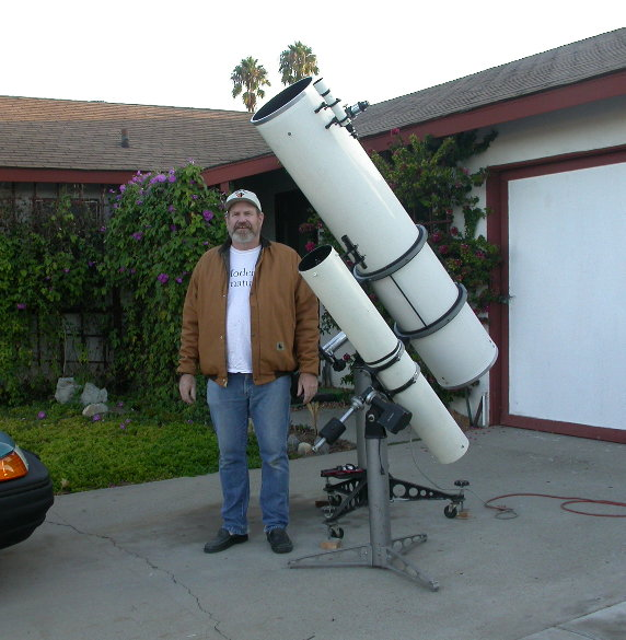 Can You Identify This Meade Telescope Classic