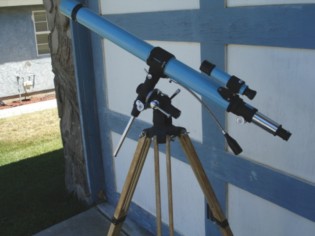 yard sale find - Classic Telescopes - Cloudy Nights