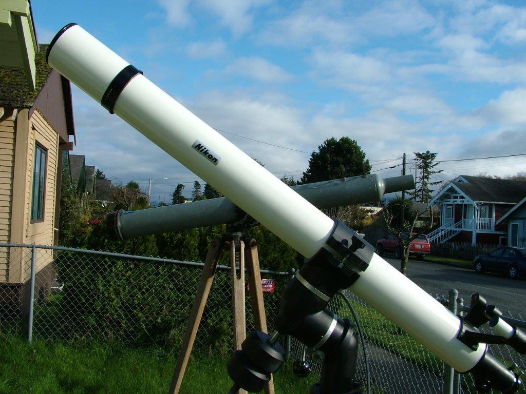 Nikon First Light Classic Telescopes Cloudy Nights