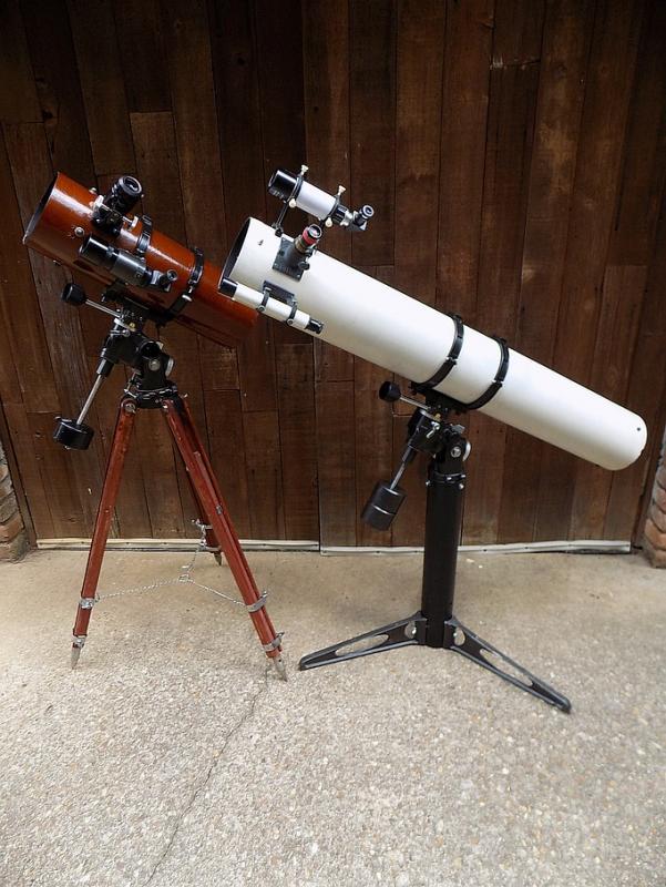 2x 150mm Newtonians on Polaris Mounts P05.jpg