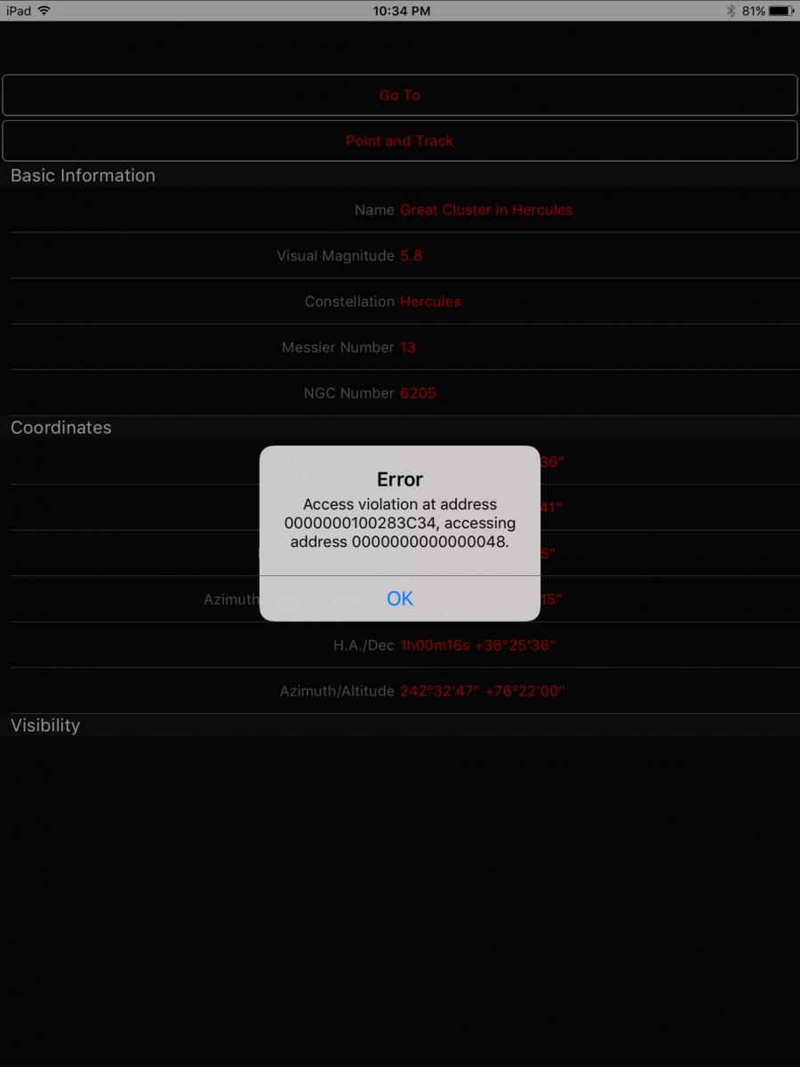 New Skywatcher AZ GTi goto wifi mount - Page 15 - Mounts - Cloudy Nights