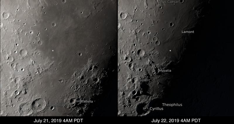 Apollo Landing Site July 21 and 22 2019.jpg