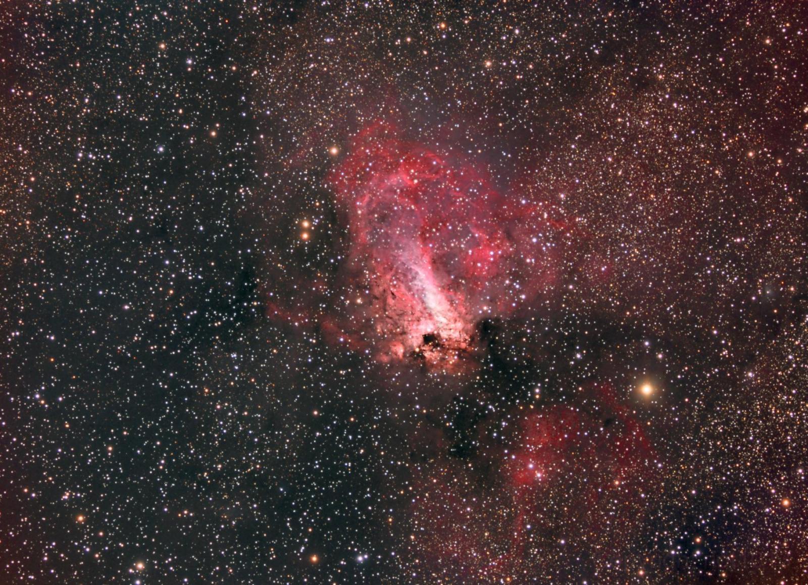 M17, The Swan Nebula - Experienced Deep Sky Imaging - Cloudy Nights