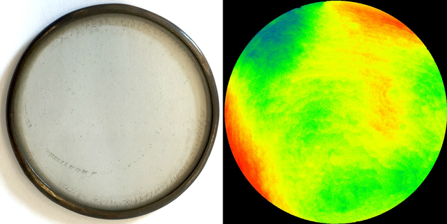 Huygens 12 feet objective lens test.jpg
