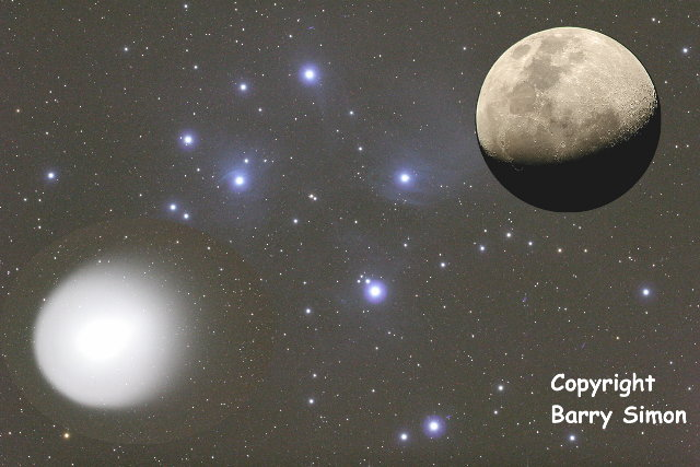 Holmes-Pleiades-Moon comparison with copyright.jpg