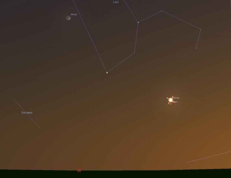 Venus and Mars 7-13-21 Stellarium Close.JPG