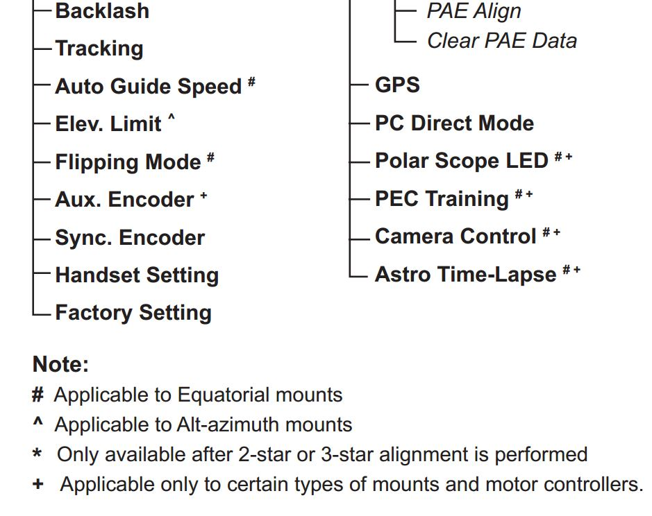 SynScan V 3 37 - Page 2 - Mounts - Cloudy Nights