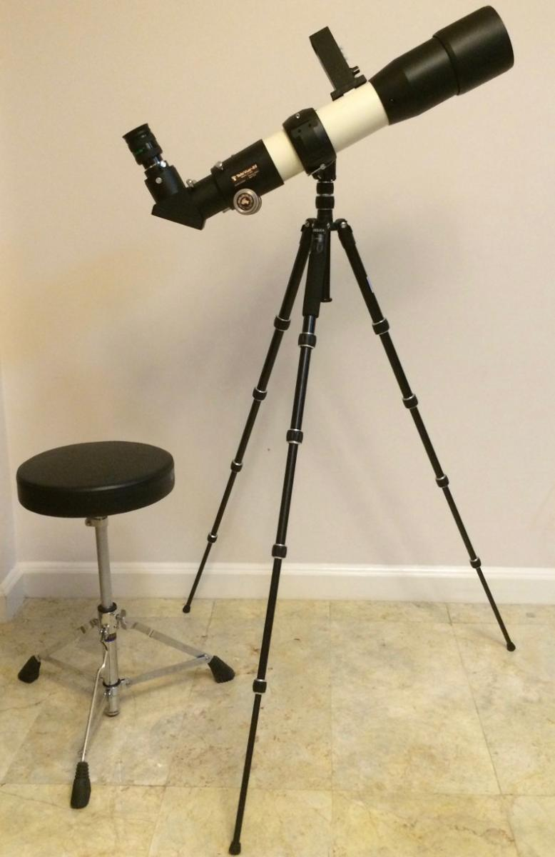 I'm in Love: Grab-and-go TeleVue-85 - Refractors - Cloudy Nights