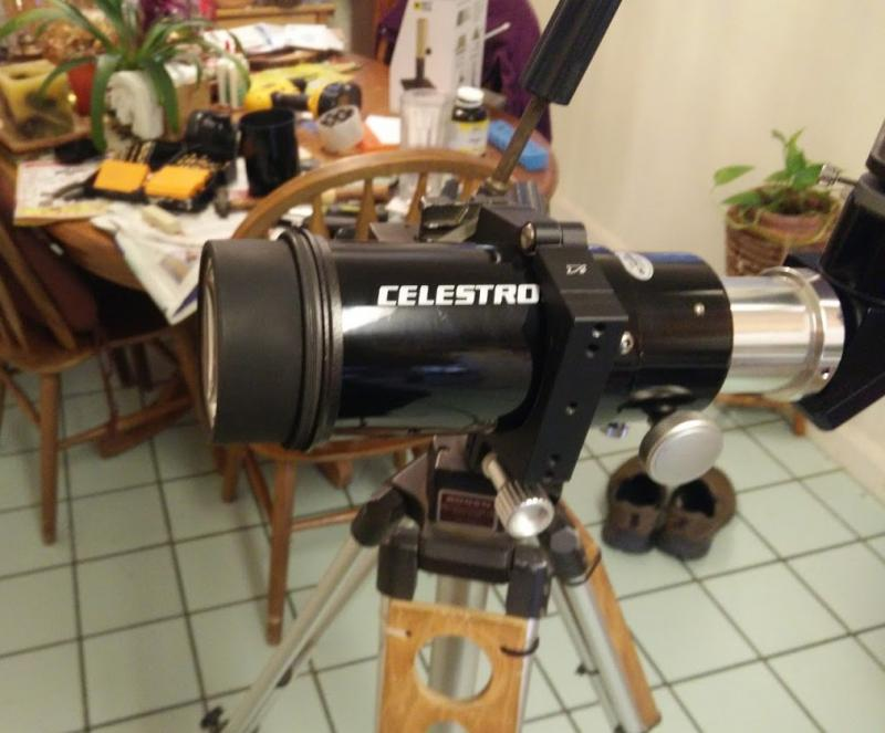Celestron ST-80 Lens Cell and scope.jpg
