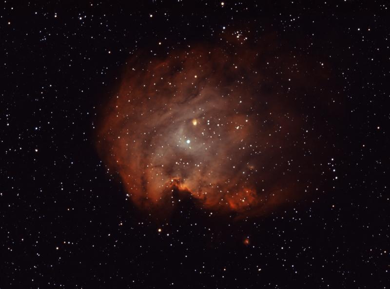 NGC 2175 Ha-OIII BiColor Image.jpg
