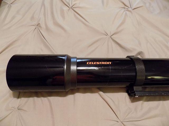 C102 - First Setup S15 (Orange Celestron LS).jpg