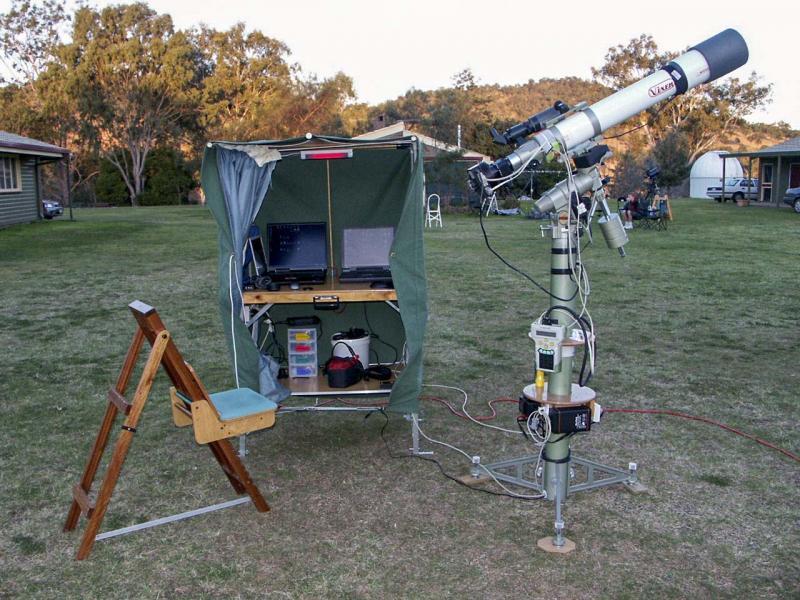 Vixen GP DX Mount at Astrofest.jpg
