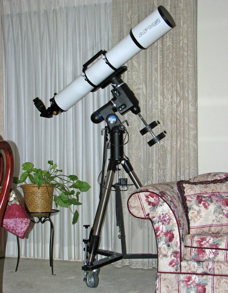 Orion Polar Alignment Scope for SkyView Pro//Atlas Mounts