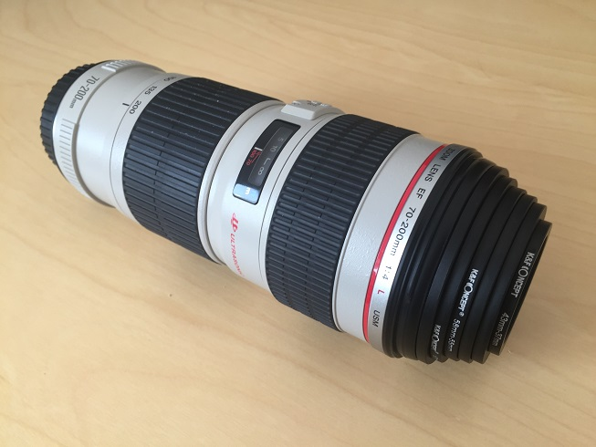 Stepdown Rings Astrophotography Lens