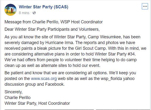 WSP Status 09192017.JPG