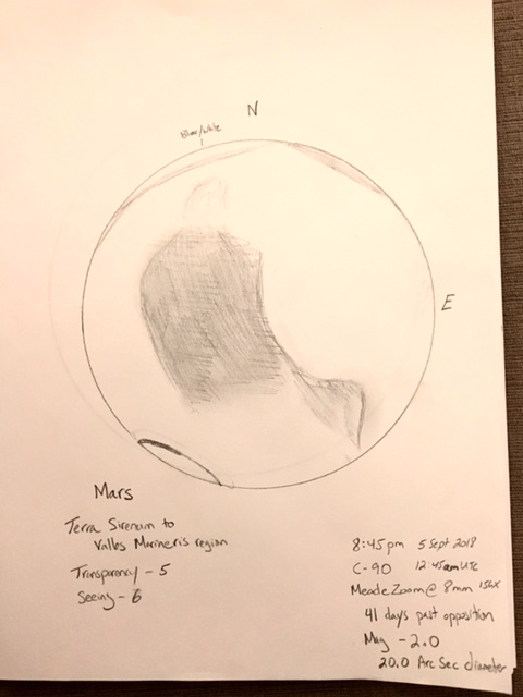2018 Mars Opposition Thread-Post your observations, sketches