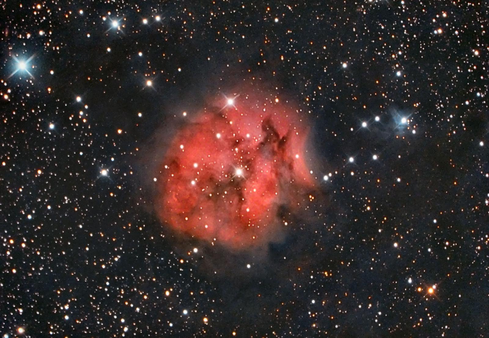 Cocoon Nebula 2014 - Astroveto