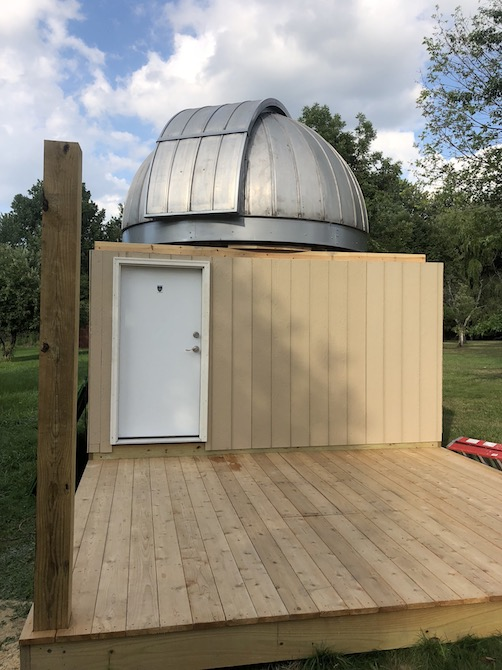 Serenity Observatory 50 Years In The Making Observatories