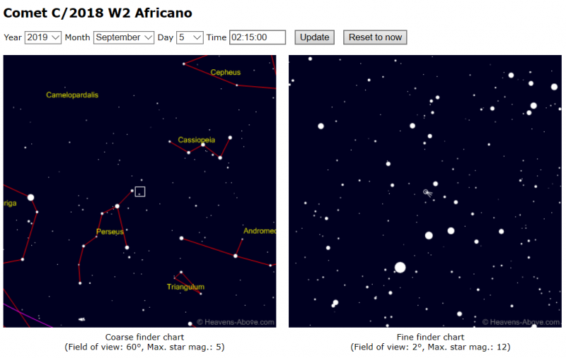 Comet Africano September 5 Observed.PNG