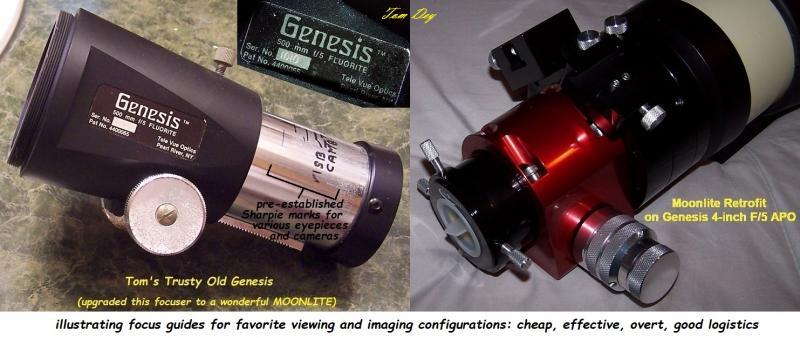 22 Toms early TeleVue Genesis 100mm F-5 focuser retrofit focus marks Sharpie.jpg