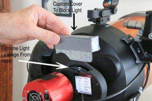 Filter Wheel Light Leakage.JPG