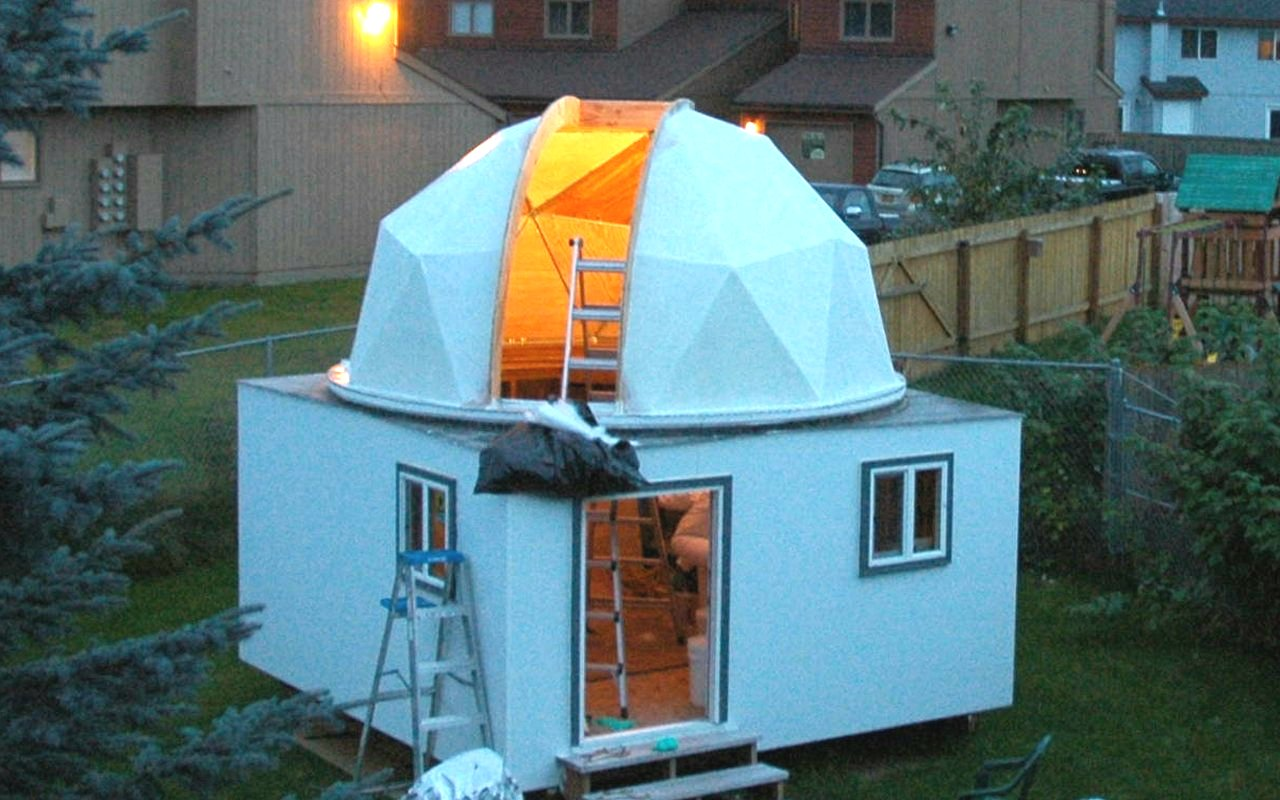 backyard astronomy domes - photo #36