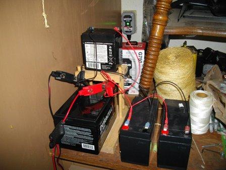 Deep Cycle Batteries...help - Equipment - Cloudy Nights