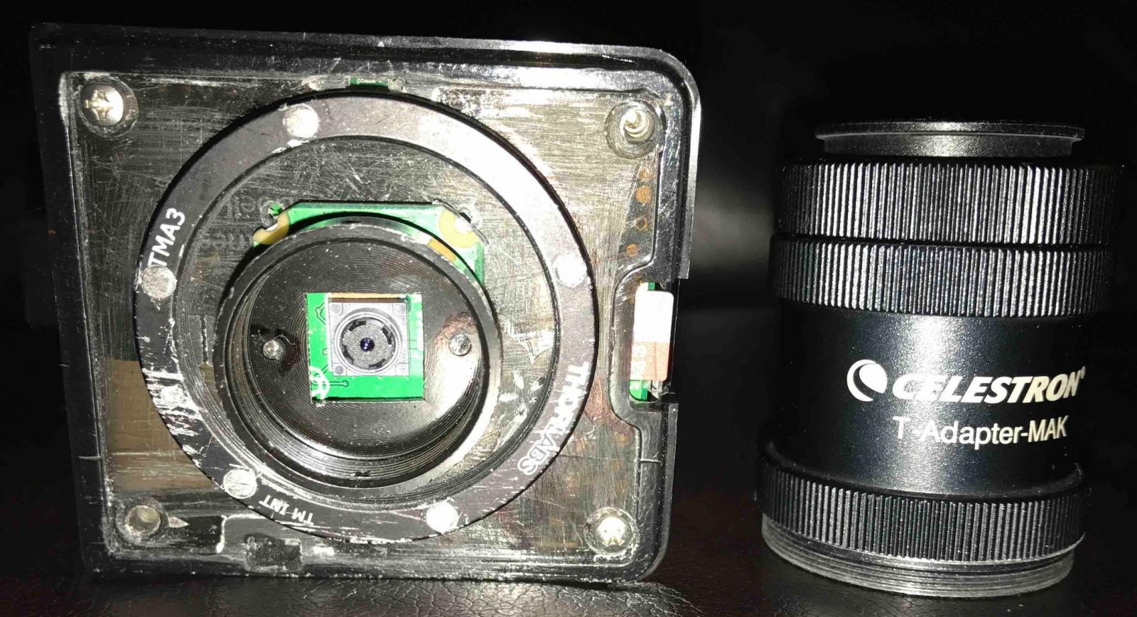 Best replacement lens for Raspberry Pi Camera - Beginning and