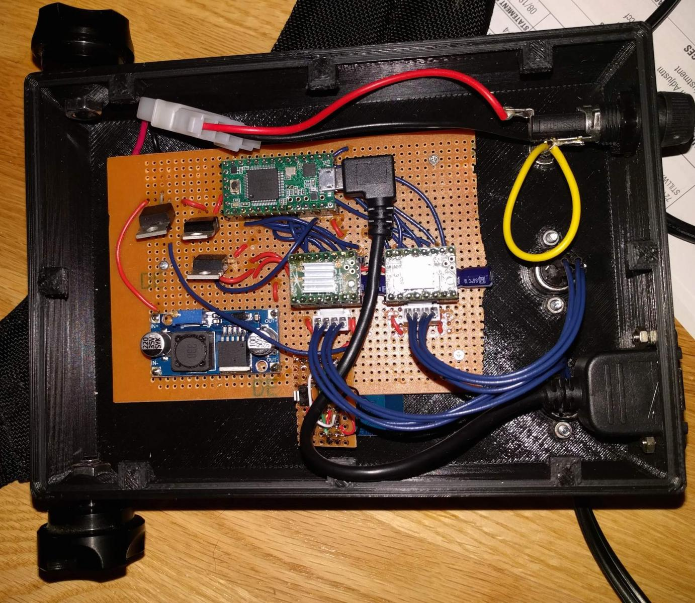 OnStep on a CG-11 - ATM, Optics and DIY Forum - Cloudy Nights