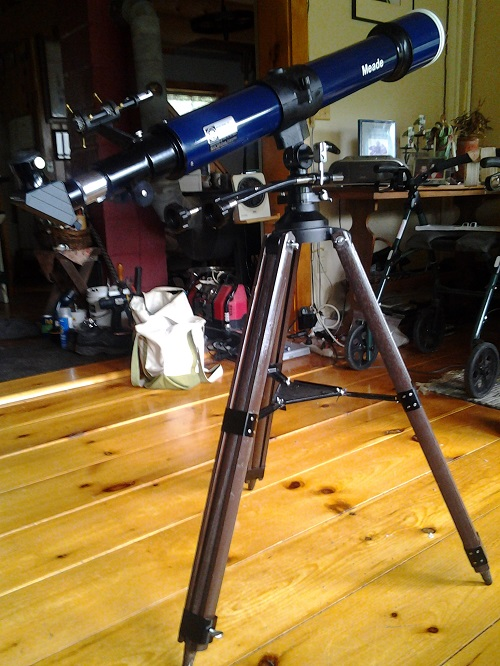 Meade 226 made in Japan, any experience? - Classic