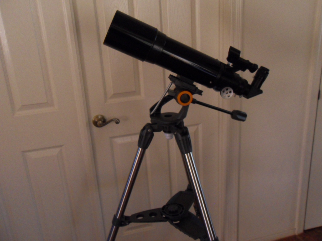 Grab and go scope? beginners forum no astrophotography here