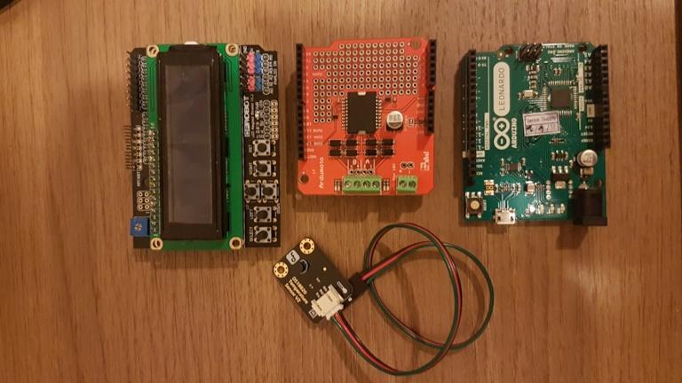 PnP Focus: The simplest-ever Arduino focus controller - ATM, Optics