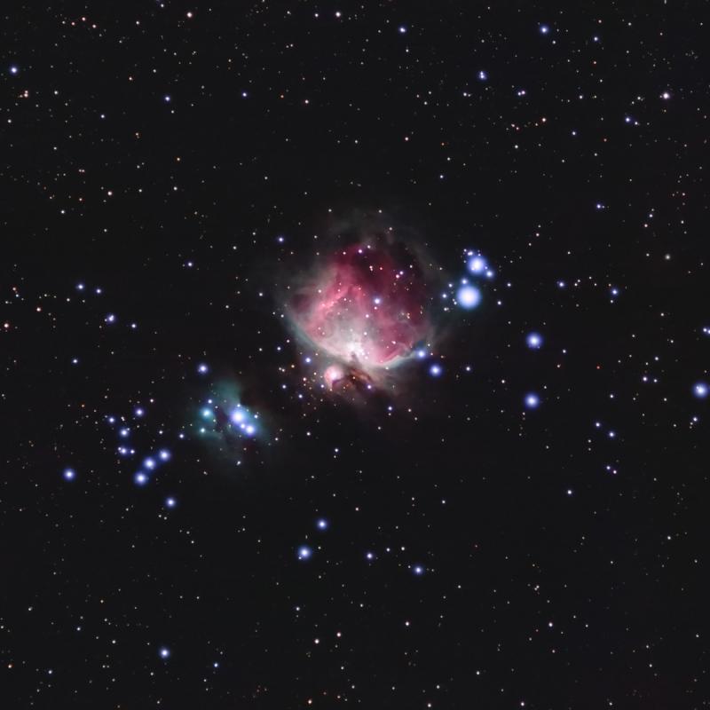 The Orion Nebula (M42) with Nikkor 105mm Lens.jpg