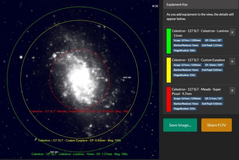 M33 w Meade 9.7mm vs MWA 10mm vs Luminos 15mm.JPG