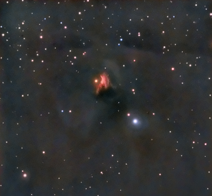 Hind's Variable Nebula - CCD/CMOS Astro Camera Imaging ...