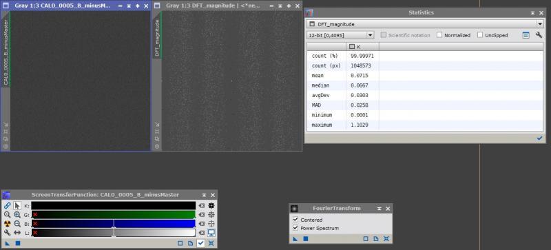 Read noise FFT - QHY163M.jpg