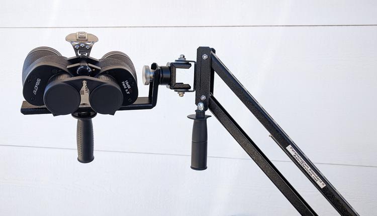 New Astro Devices Parallelogram Mount - NICE! - Binoculars