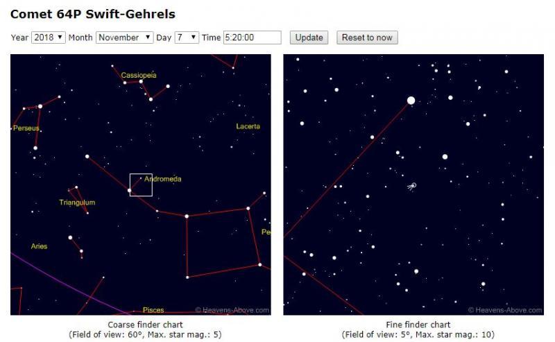 Comet 64P November 7.JPG