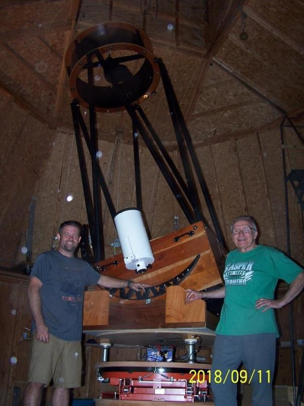 58 36-inch successfully installed in dome Ryan and Tom 99.jpg