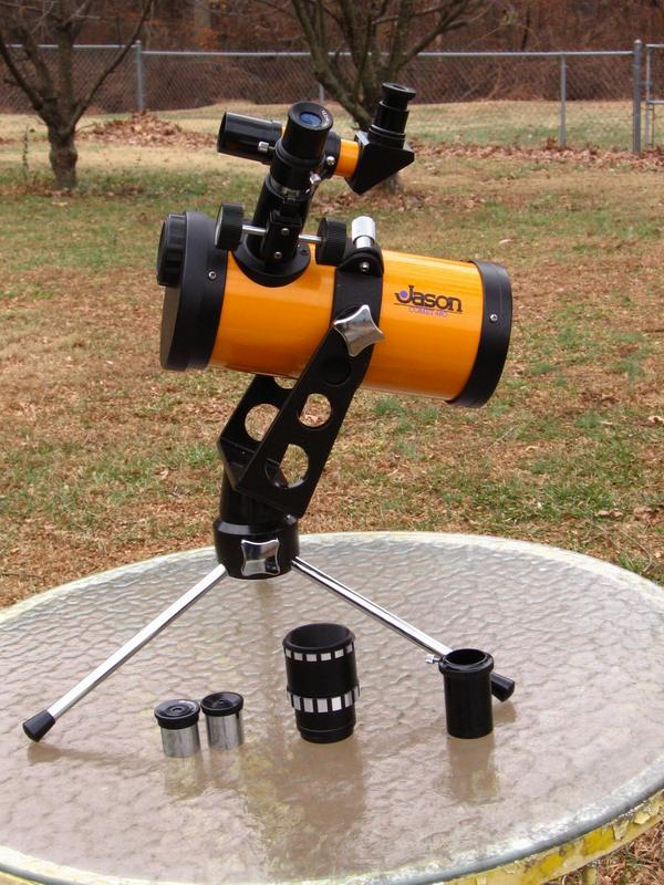 Jason Comet Chaser - Classic Telescopes - Cloudy Nights