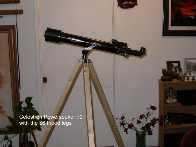 Celestron powerseeker 70az 70mm refractor telescope refractors