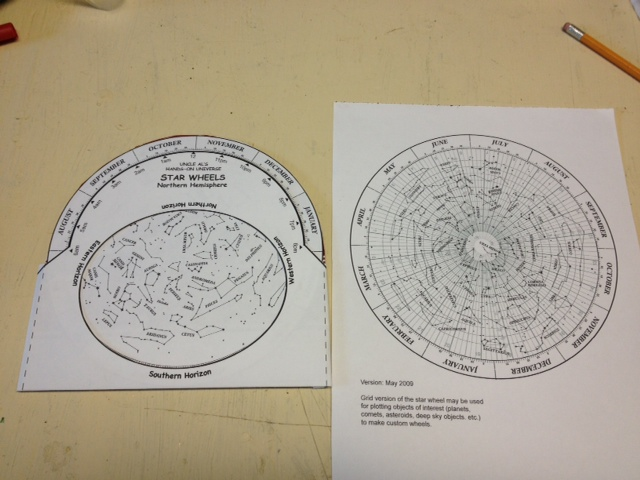 It's just a graphic of Star Wheel Printable in southern star