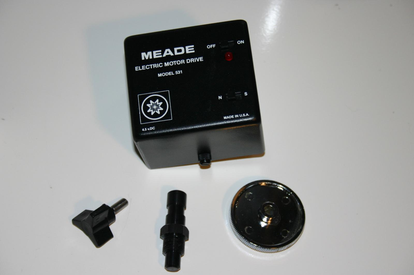 Meade Electric Motor Drive Kit Cn Classifieds Cloudy Nights